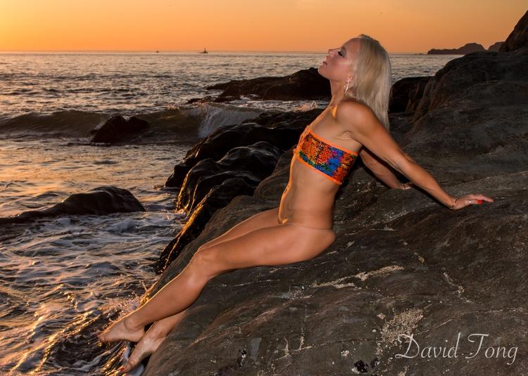 Sunset Baker Beach - davetongphoto | ello