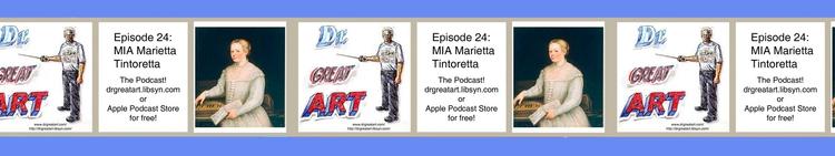 Dr Great Art podcast episode, 2 - markstaffbrandl55 | ello