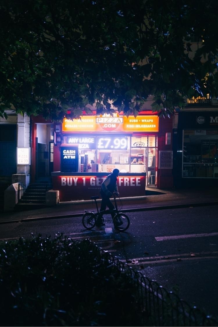 Bournemouth night life - photography - domreess | ello