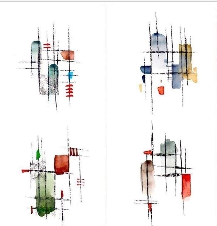 Repost Rebar Steve Klinkel - watercolor - bitfactory | ello