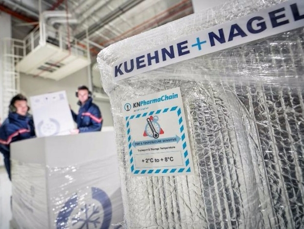 Kuehne + Nagel growth momentum  - stattimes   ello