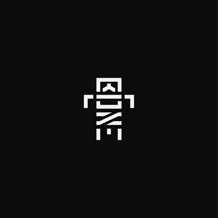 骨 - BONE - Logo, Design, Kanji, Minimal - falcema | ello