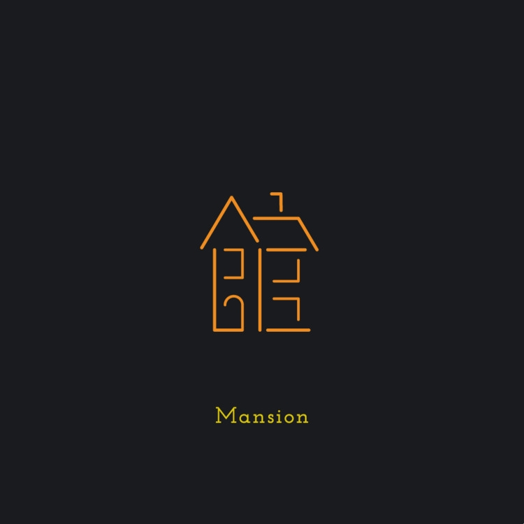 館 - Mansion - Logo, Design, Kanji - falcema | ello