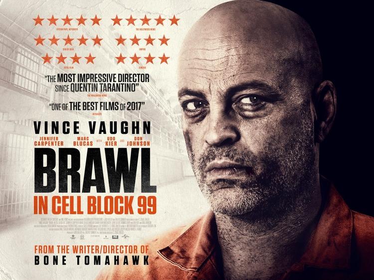 Brawl Cell Block 99 Review Star - comicbuzz   ello