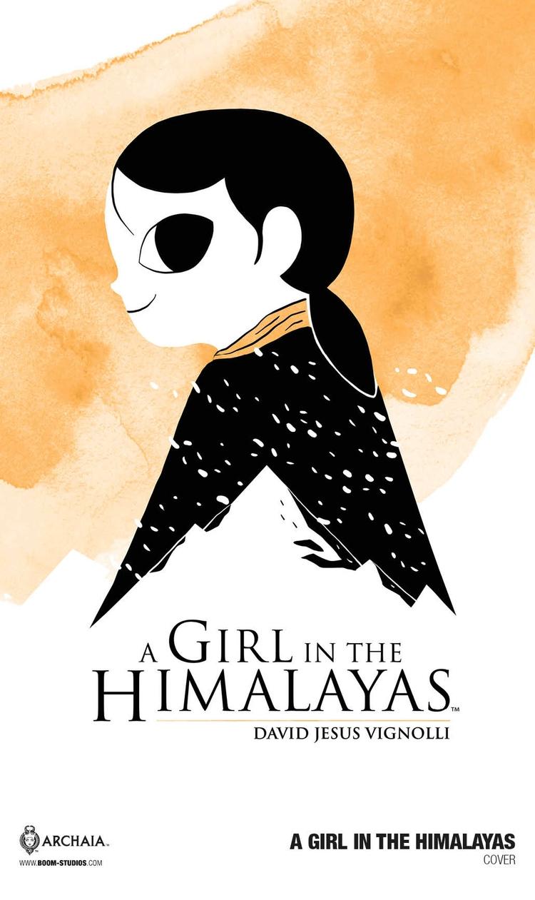 BOOM! Studios Announces Girl Hi - comicbuzz   ello