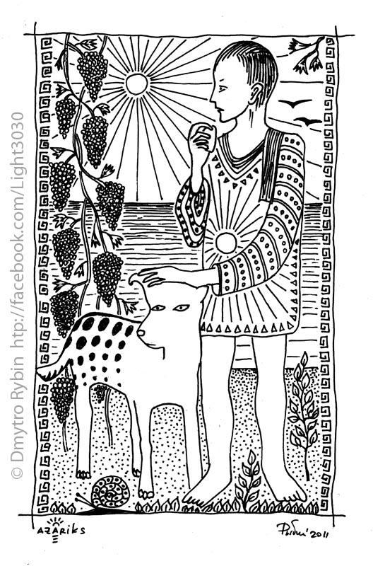vision Picasso - blackandwhite, sea - dmytroua | ello