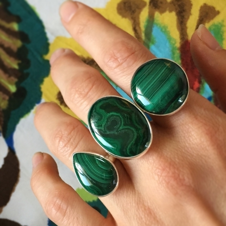MALACHITE important protection  - seagypsycollection | ello