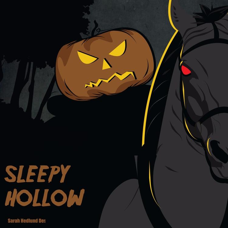 Sleepy Hollow, NY Ichabod Crane - sarahhedlunddesign | ello