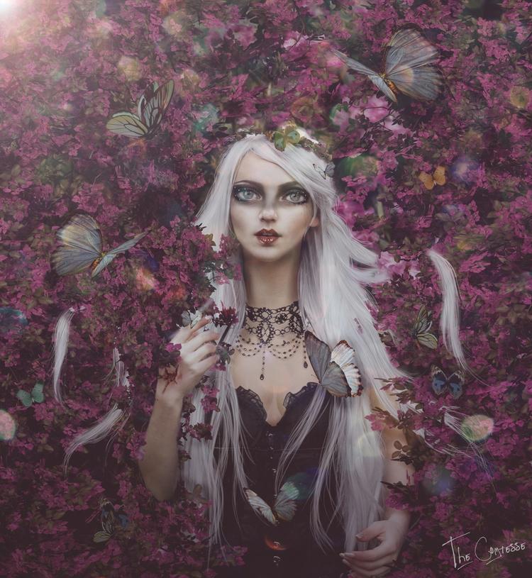 Doll, Photomanipulation, Photoshop - cappryleiva | ello