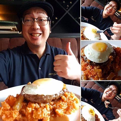 eat huge serving pound thick ju - vicsimon | ello