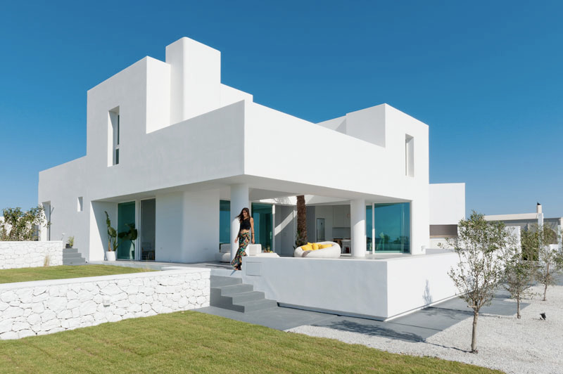 House Sea Views Sits Sloped Sit - red_wolf | ello