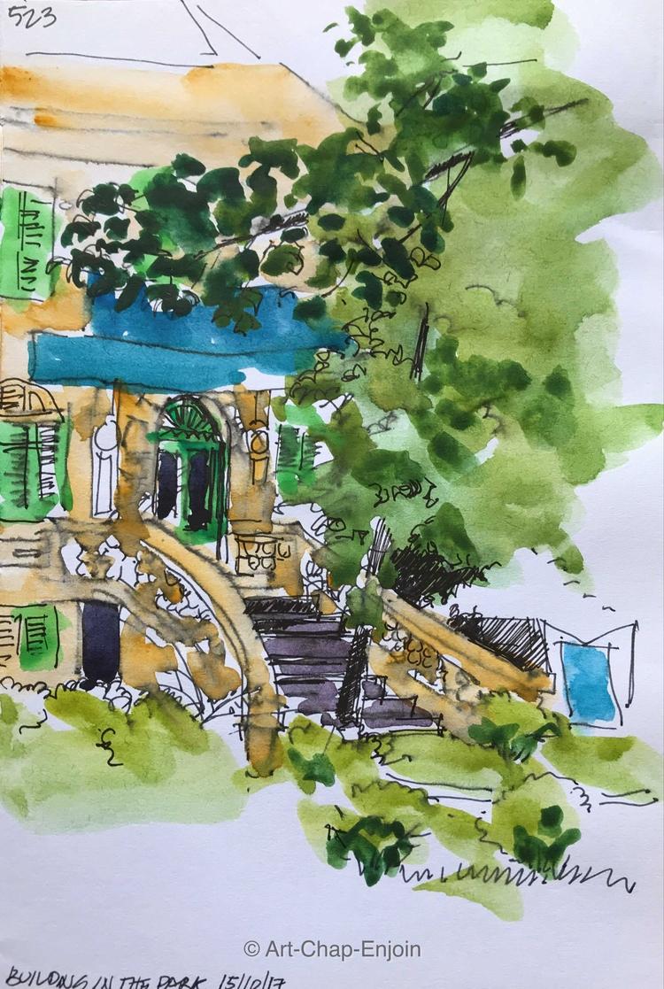 - Building park Sunday Hanoi qu - artchapenjoin | ello
