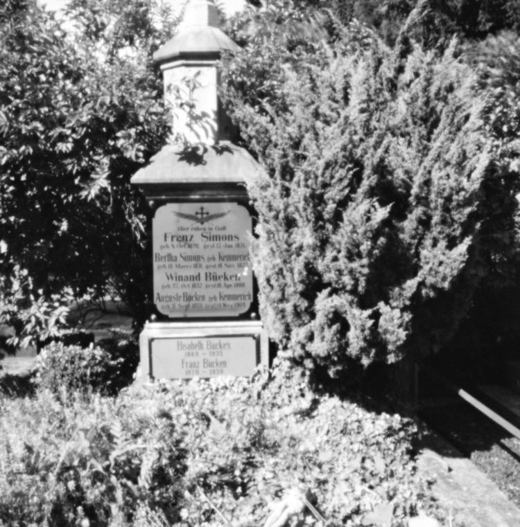 Ostfriedhof XIV - Pinhole Photo - walter_ac | ello