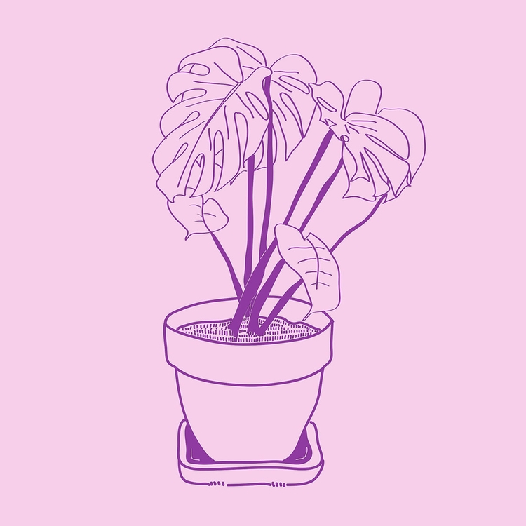 Plants Inktober Day 18 - illustration - nigli | ello
