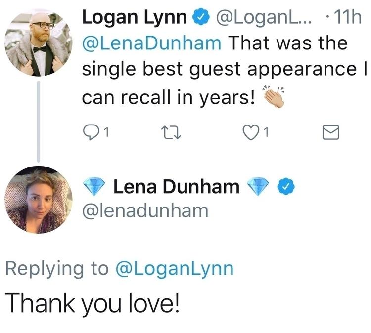 Lena Dunham Valerie Solanas wor - loganlynn | ello