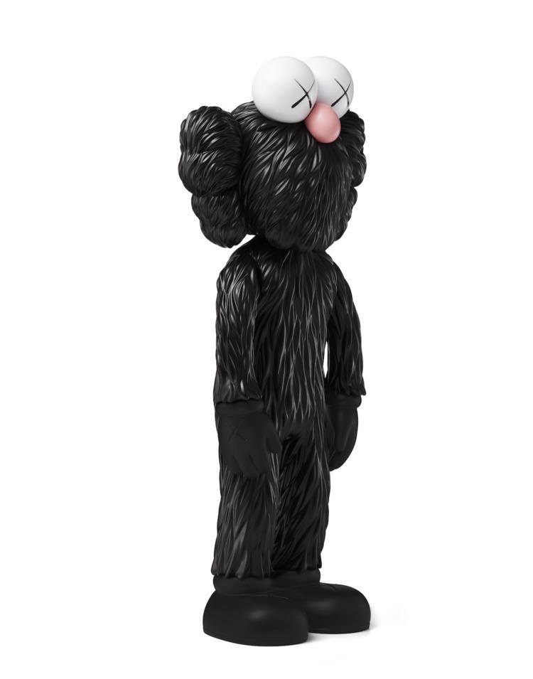 KAWS BFF Black Edition 2017 Vin - lucian | ello