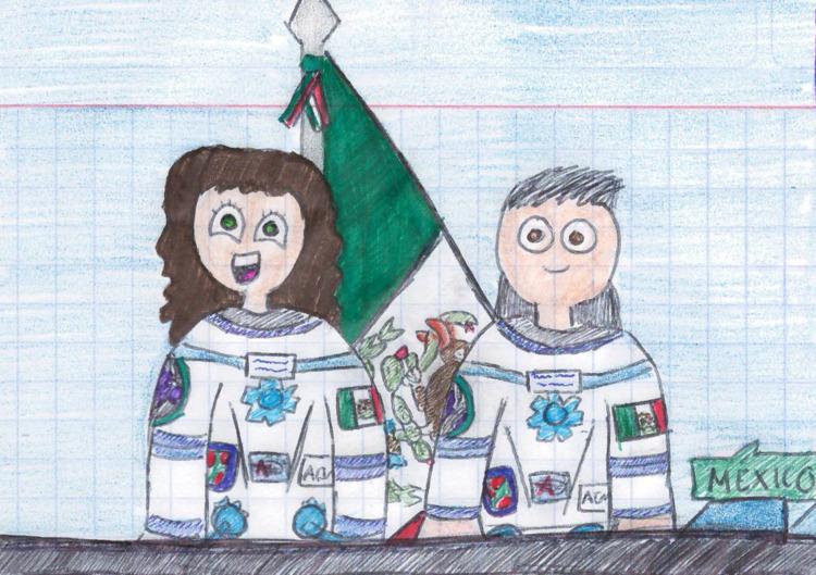 Astronaut Portaits bored Thermo - eddyosp   ello