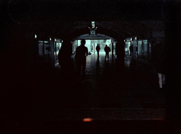 Berlin Underground, Kodak Visio - stikka   ello
