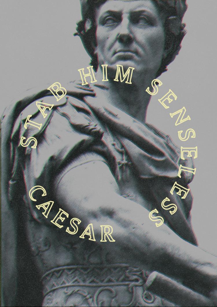 - SHSC Caesar A4 Poster - art, design - taftavenue   ello