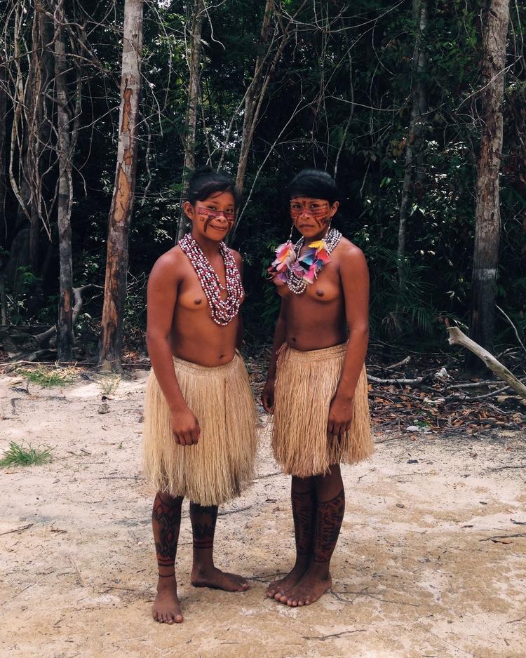 Dessana Tukana (Manaus, - Brazi - rdgocb | ello