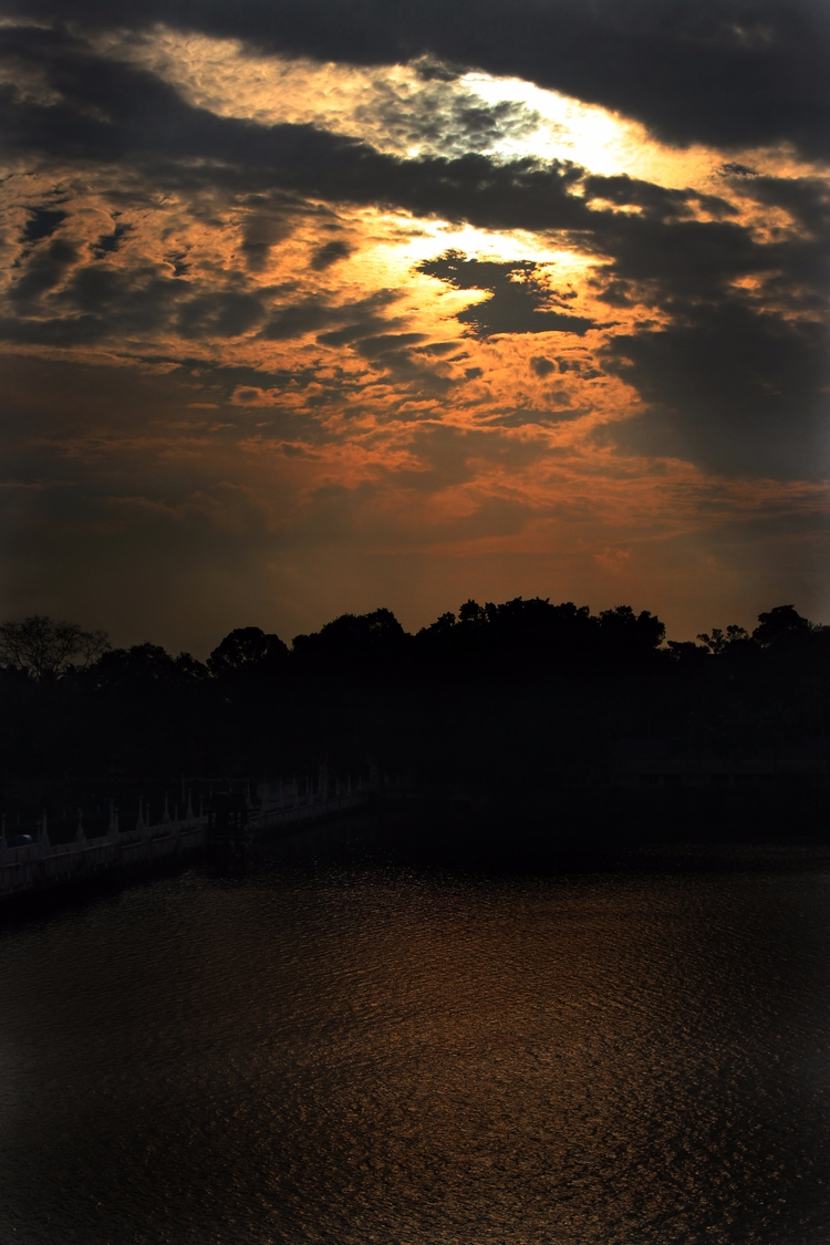 'set - sunset, nature, photography - athulnair | ello