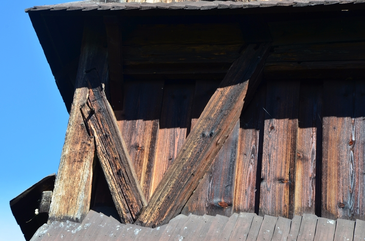 sense - les, wood, church, cerkev - luxxi | ello