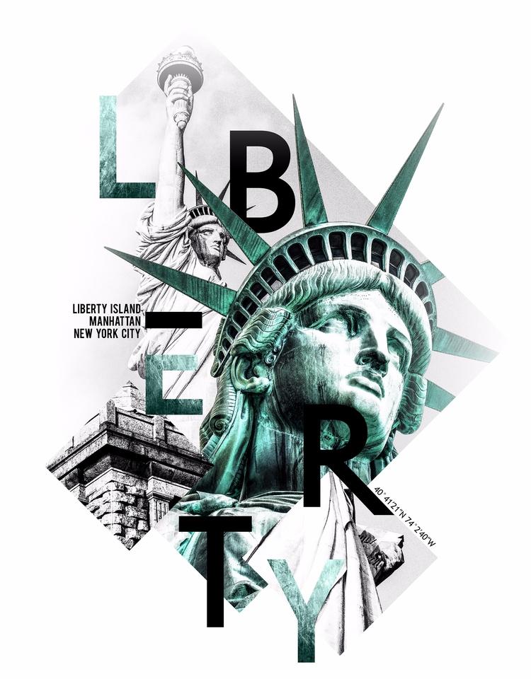 Liberty - liberty, graphicdesign - ferreiraricardo   ello