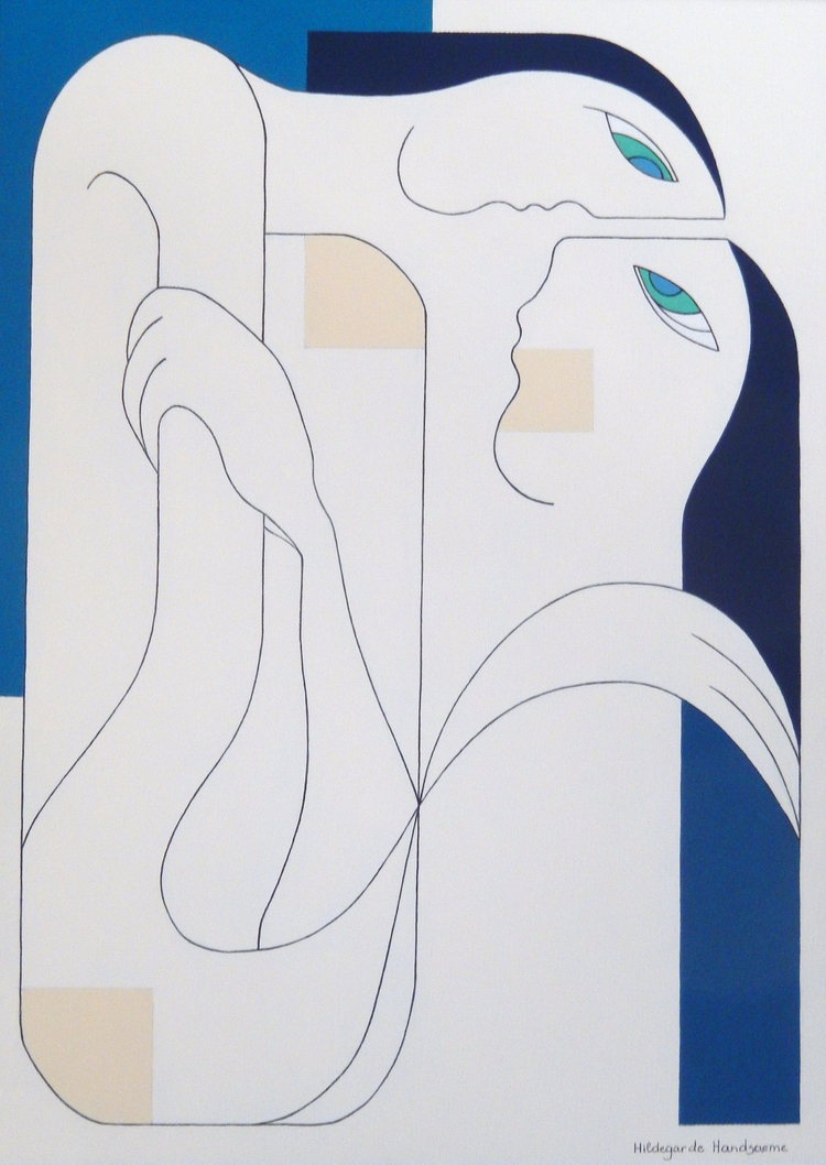 Great Desire Submitted [Artist  - hildegardehandsaeme | ello