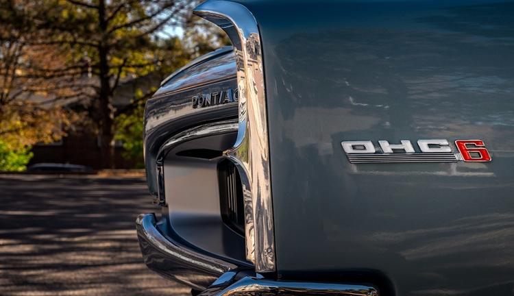 OHC-6: 1967 Pontiac Le Mans - cars - doc | ello
