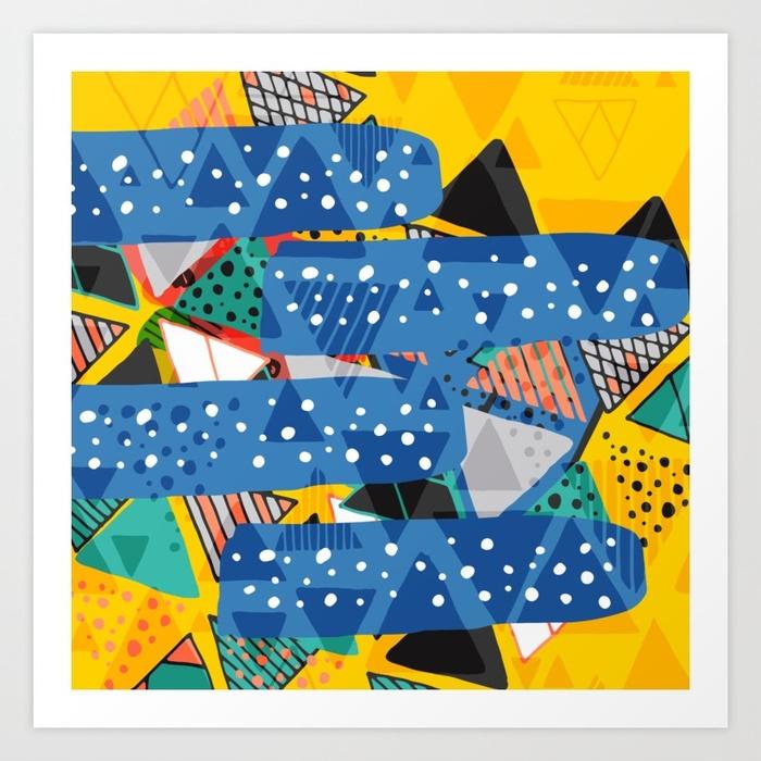 Art Society6 Shop  - art, pattern - signorino | ello