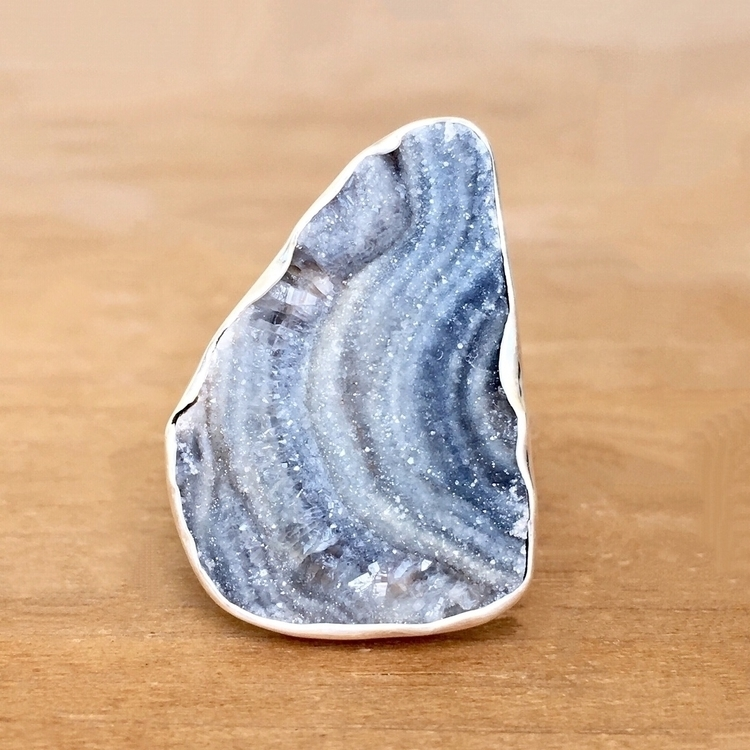 unique Druzy purchase, visit sh - seagypsycollection | ello