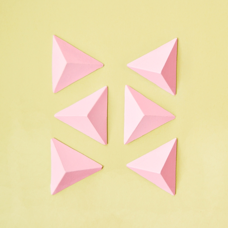 Colors Collective - Pink Pyrami - colorscollective | ello