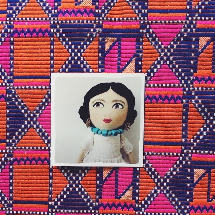 store pack 5 Frida Kahlo greeti - alittlevintagedoll | ello