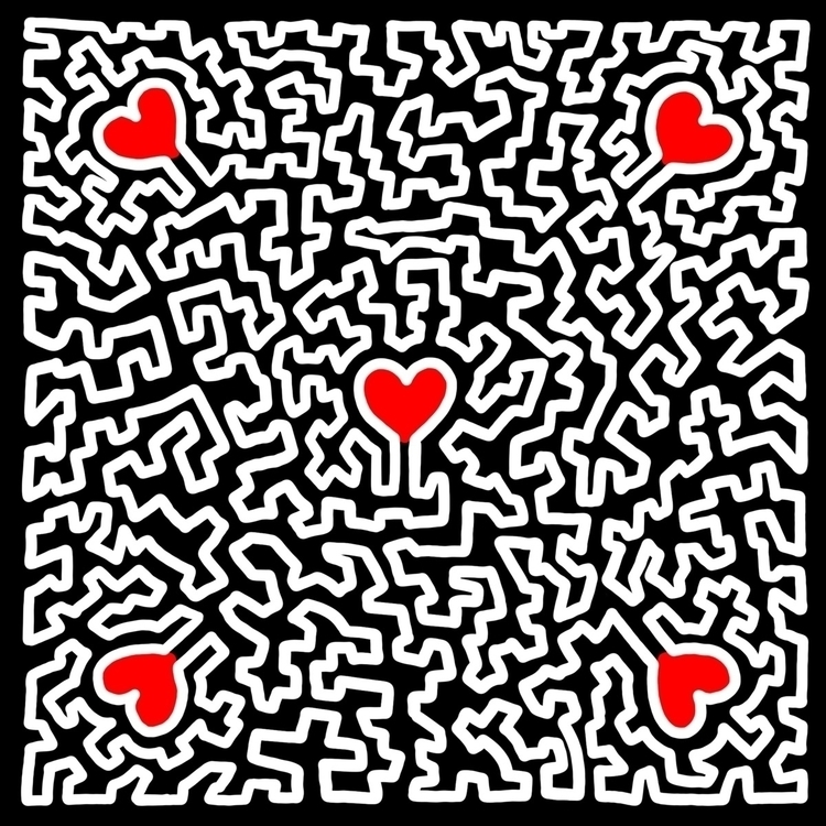 Lost Love. Squiggle Furmie - abstract - furmie | ello