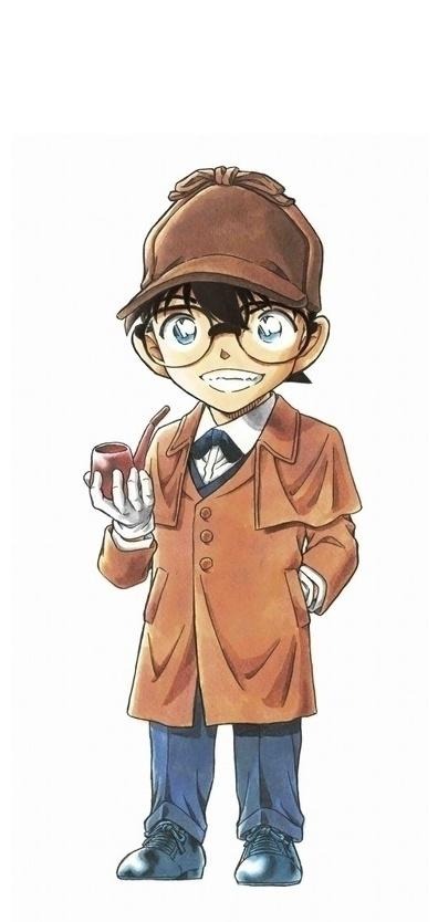 Edogawa Conan Detective (Aoyama - shingos | ello