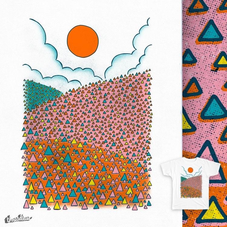 Adventures colour North Muskoka - gintron | ello