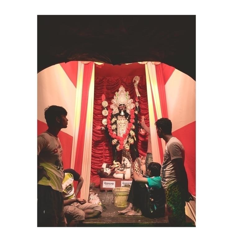 Love Kalipuja | ••• Faces - festival - isukantapal | ello