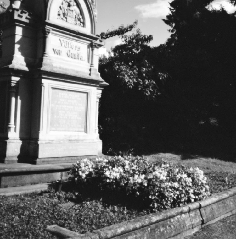 Ostfriedhof XVI - Pinhole Photo - walter_ac | ello