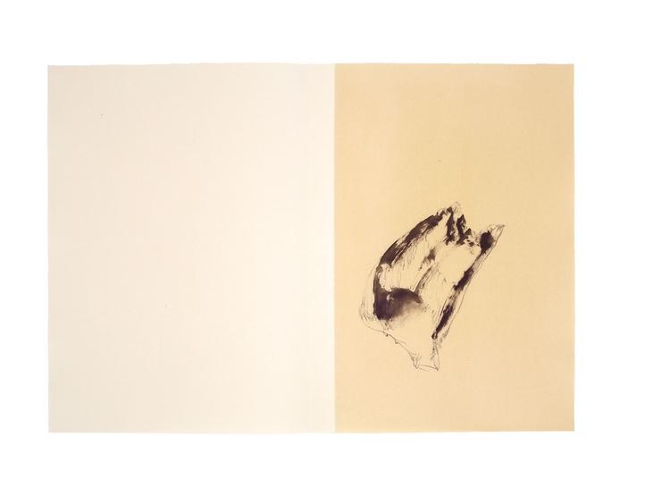 VORFORM 196 2001 37 52 cm Ink,  - paulzoller | ello