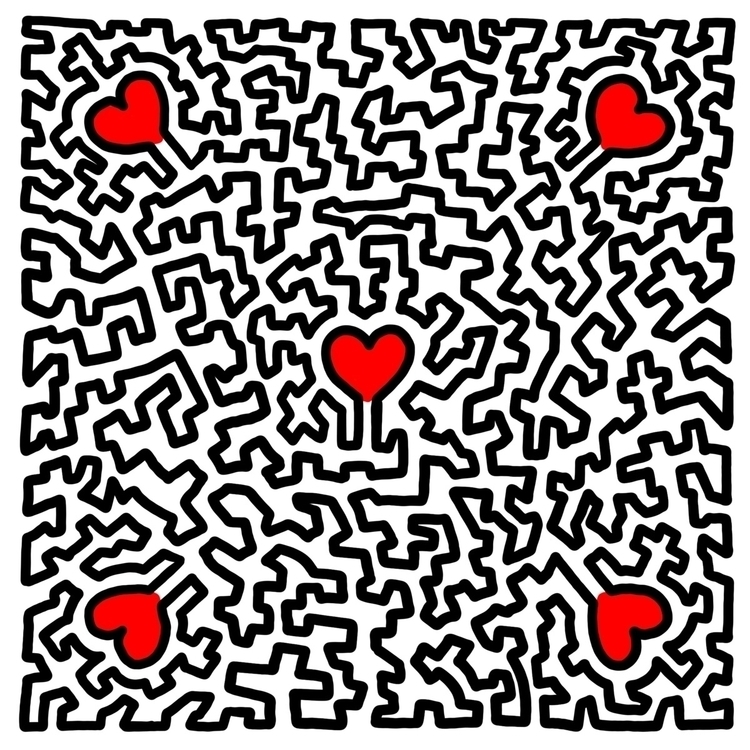 Love find Squiggle Furmie - abstract - furmie | ello