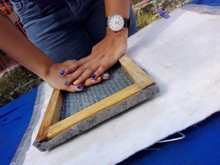 Handmade, paper - erickreyess | ello