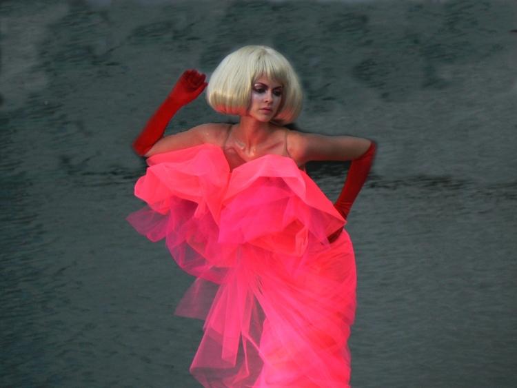 Colours beauty - woman, portrait - cornelgin | ello