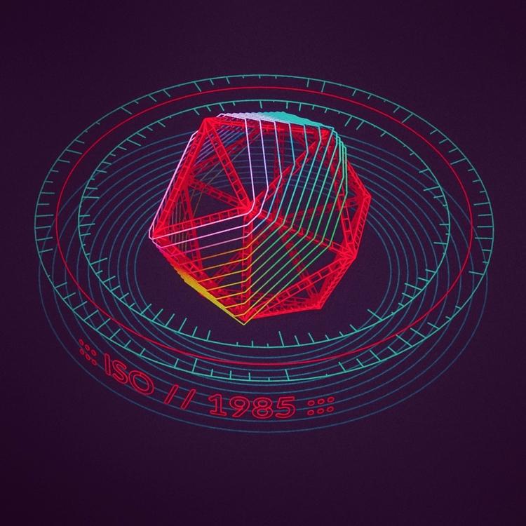 ISO // 1985 - hologram, fui, ui - mjmurdock | ello