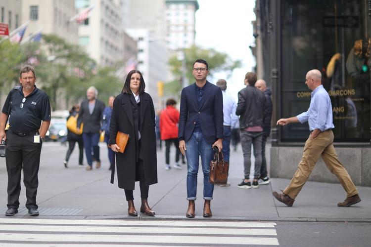**Leather Style** couple people - kevinrubin | ello
