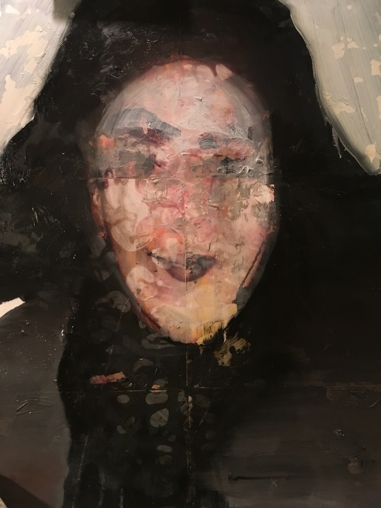 work - art, painting, mixmedia - shucht | ello