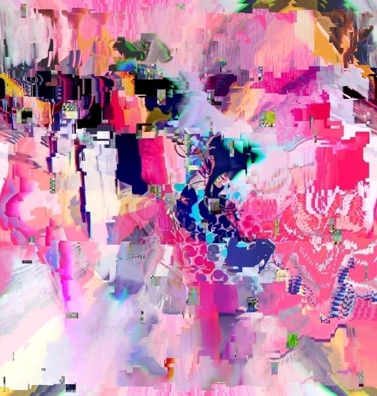 - generative art pioneer shooti - cgwarex | ello
