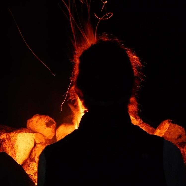 fire, campfire, BaxterStatePark - jgreinerferris | ello