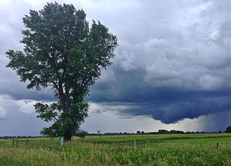 Storm horizon - NorthDakota, photography - davidjdeal   ello