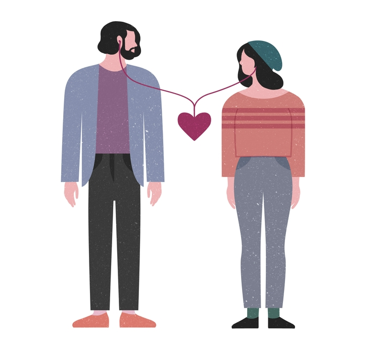 Love Song Spot Illustration Wee - geraldinesy | ello