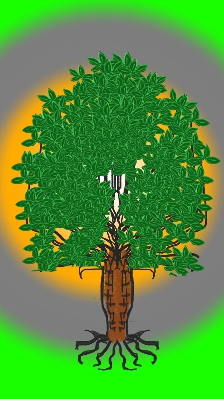 Love tree - humphrynonstop - humphrynonstop | ello